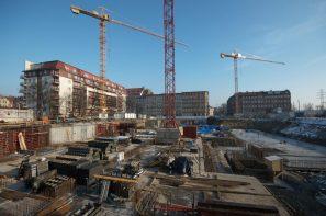 Wrocław - budowa bloku
