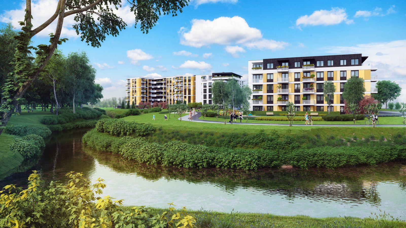 Lokum Siesta - nowe osiedle w Krakowie